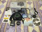 OLYMPUS E-420 DSLR CAMERA WITH 14-42 LENS, USED, PRESTINE CONDITION