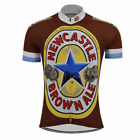 Brand New Retro Team Newcasle Brown Ale Cycling Jersey