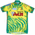 Brand New Retro Team Polti Cycling Jersey