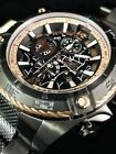 Invicta Men's 26858 Marvel Spiderman Limited Edition Black Stainless Steel Watch