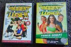 The Biggest Loser Lot of 2 Exercise DVDs 2005  2007
