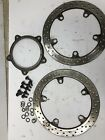 2002 2003 2004 2005 Bmw R1150rt Front Brake Double Rotor Pair