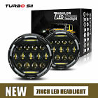 7 inch 150W Round LED Headlight For 1973 1974 1975 1976 1977 Chevrolet C10 LXL