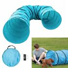 18 Agility Training Tunnel Pet Dog Play Outdoor Obedience Exercise Equipment