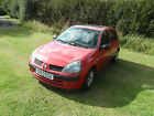 Renault clio automatic 2003 tested good clean condition 12 16v