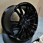 19 Gloss Black wheels M5 style fits BMW 1 2 3 4 and 5 series
