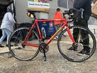Vintage Cannondale Saeco CAAD 3 Bicycle Time fork Shimano Tiagra 10 spd 54cm