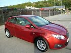 SEAT IBIZA 2009 14 16V 85BHP SE LOW MILES 64K IMMACULATE CONDITION