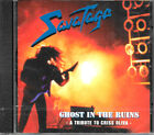 Ghost in the Ruins - A Tribute to Criss Oliva by Savatage - SEALED CD