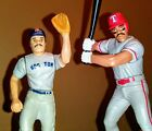 Starting Lineup lot Rangers Red Sox Mike Greenwell 1989 Juan Gonzalez 1999 MLB