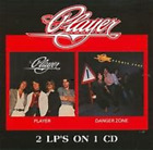 Player: S/T & Danger Zone RARE! CD (One Way) GR8 Shape! Comb. S&H!