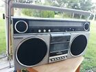 Panasonic RX-5080 Stereo Cassette Vintage Boombox ~ NICE CONDITION Tape works