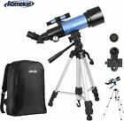 Telescope for Adults Astronomy Beginners Kids Telescopes 70mm with 51Inch Adjust