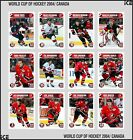 Canada team different complete sets - Olympics, World Championships, World Cup