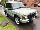 2002 52 Land Rover Discovery 25 TD5 ES 5dr 7 SeatsLovely SpecBargain