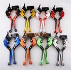 Folding Extend Clutch Brake Levers For Suzuki SV650 SV1000 TL1000R/S DL650 1000