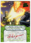 Martian Ink: 2013 Topps Mars Attacks Invasion Autographs Guide 26
