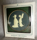 HALLMARK NORMAN ROCKWELL #4 SERIES 1983 CHRISTMAS ORNAMENTS DRESS REHEARSAL