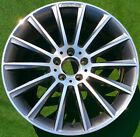 Factory Mercedes Benz CLS400 Wheel Perfect Genuine OEM AMG CLS550 19 Front 85436