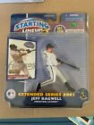 Houston Astros Jeff Bagwell 2001 MLB Extended Series Starting Line 2 SLU