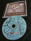 COTTON KEAYS MORRIS LIVE CD SIGNED BY DARRYL JIM AND RUSSELL NICE SIGNING RARE