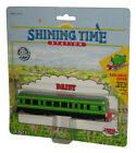Thomas Tank Engine Shining Time Station Daisy Green Ertl Die Cast Toy Train