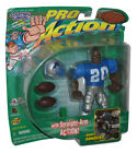 NFL Football Starting Lineup Pro Action Detroit Lions Barry Sanders Figure #20