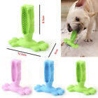 Dog Toothbrush Brushing Stick Teeth Cleaning Chew Toy For Pet Dogs Oral Care NS
