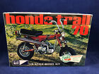 MPC Honda Trail 70 1:8 Scale Plastic Model Kit 833 New in Box Ships Free