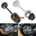 For BMW R1200GS ADV R Nine T HP2 Rear Wheel Axle Fork Protector Crash Slider