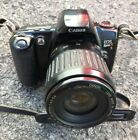 Canon Rebel XS Digital DSLR Camera w EF 80 200mm Lens