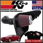 KN AirCharger Cold Air Intake System fits 2010 2015 Chevy Camaro SS 62L V8