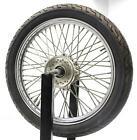 2006 Honda Shadow Vlx 600 Vt600cd Deluxe Front Wheel Rim W Tire 44650-mz8-315