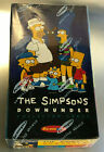 The Simpsons Downunder - Tempo Sealed Box Trading Cards - Very Rare