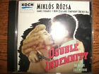 Double Indemnity/The Killers/Lost Weekend-3 Soundtracks-Miklos Rozsa-1997 Koch!