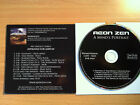 AEON ZEN ~'A Mind's Portrait' ~RARE UK PROMO ONLY CD 2009~ PROG ROCK~NEW