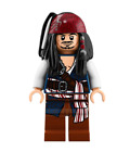 Lego Captain Jack Sparrow 71042 Pirates of the Caribbean Minifigure