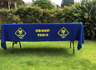 Cub Scout Table covers