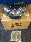 GILERA DNA 125 180 GENUINE BRAND NEW HEADLIGHT AND REAR HEADLIGHT HOLDER