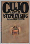 CUJO 1981 STEPHEN KING SIGNED 1ST EDITION