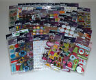 Huge Lot of Sticko Stickers 50+ Packs No Duplicates