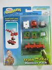 2015 Thomas and Friends Adventures Train Maker Monster Pack Max