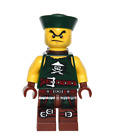 Lego Sky Pirate Foot Soldier with Scabbard 853544 Ninjago Minifigure