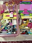 Lego Friends Close to 5 poundspetsflowerskitchen itemscars and many more