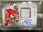 2012 SP Authentic Russell Wilson ROOKIE RC AUTO PATCH 885 Seahawks