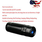 Mini Pocket size HD Wide angle 8x25 Monocular for hunting Outdoor Adventures US