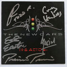 [RARE FULLY SIGNED] - The New Cars - 'It's Alive!' [CD Cover Art] + PHOTO PROOF