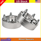 2pc 2 1 2 x 20 5X5 Hubcentric Wheel Spacers For 99 17 Jeep JK Wrangler Grand