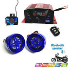 12V 3 Motorcycle Audio MP3 Sound System SD FM USB Bluetooth Speaker For Ducati