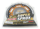 New Supersprox -Stealth sprocket, 47T for Beta RR 4T 450 05-12, Gold